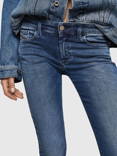 Diesel - Slandy Low 084NM, Mittelblau - Jeans - Image 3