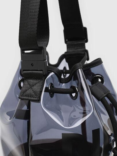 Diesel - BUCKET KID, Schwarz - Taschen - Image 5