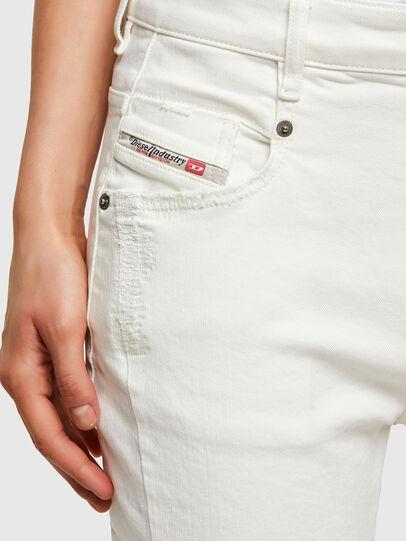 Diesel - Fayza 009NR, Weiß - Jeans - Image 4