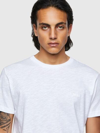 Diesel - T-RONNIE, Weiß - T-Shirts - Image 3