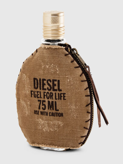 Diesel - FUEL FOR LIFE MAN 75ML, Braun - Fuel For Life - Image 3