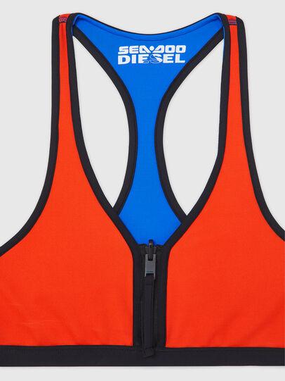 Diesel - BFB-MILADOO, Blau/Orange - BHs - Image 3