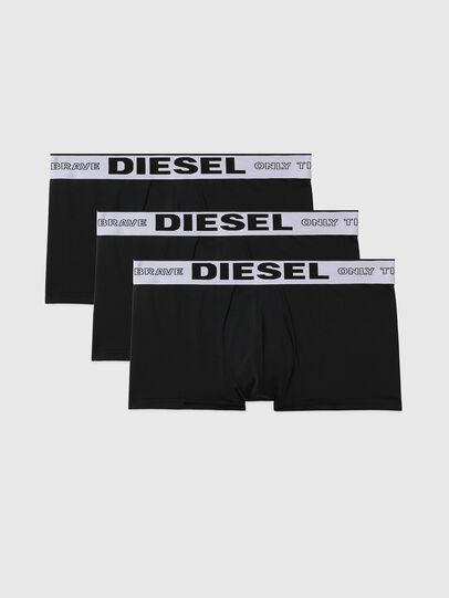 Diesel - 55-D-THREEPACK, Schwarz - Boxershorts - Image 1
