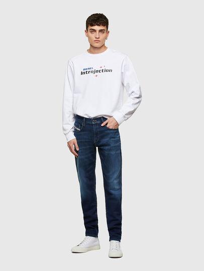Diesel - D-Strukt JoggJeans® 069RX, Dunkelblau - Jeans - Image 5