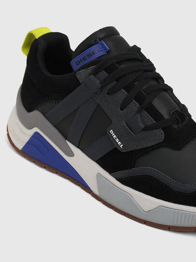 Diesel - S-BRENTHA WL, Schwarz - Sneakers - Image 4