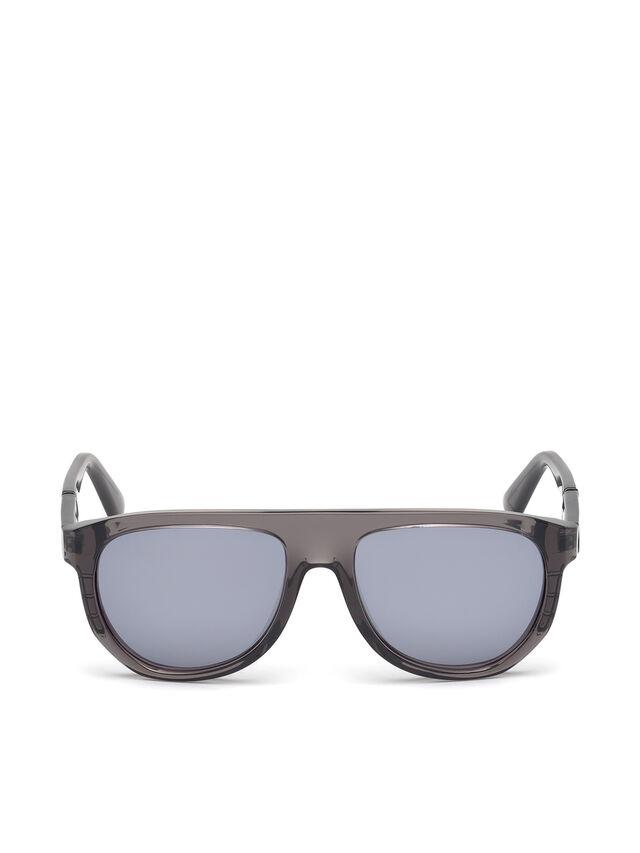 Diesel - DL0255, Grau - Sonnenbrille - Image 1
