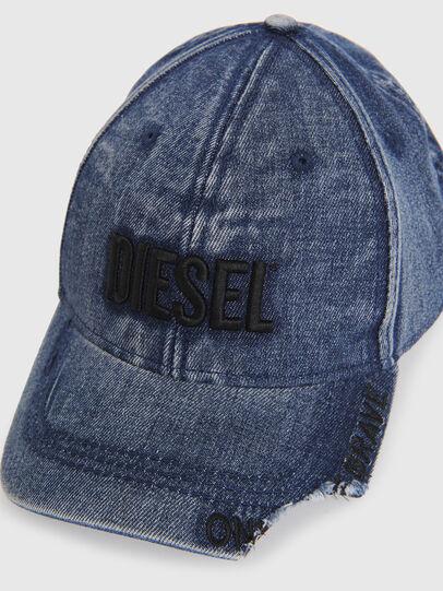 Diesel - D-BETY, Blau - Hüte - Image 3