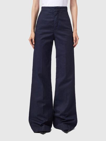 Diesel - D-Ebbey JoggJeans® 0CEAT, Dunkelblau - Jeans - Image 1