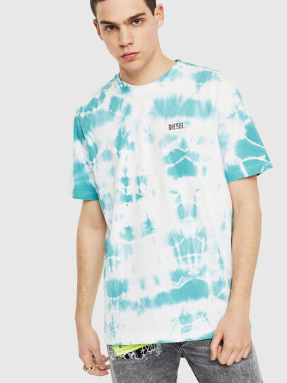 Diesel - DXF-T-JUST-2,  - T-Shirts - Image 1