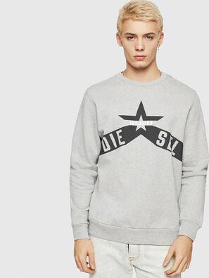 S-GIR-A2, Grau - Sweatshirts