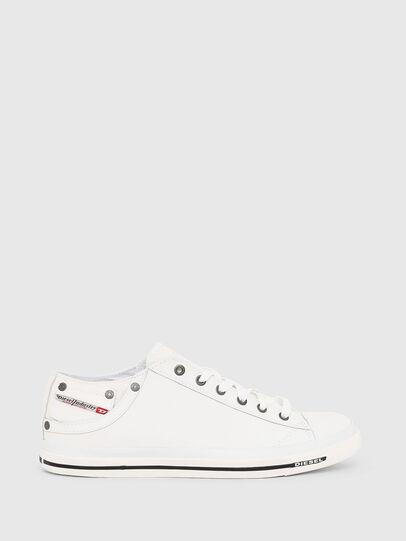 Diesel - EXPOSURE LOW I, Weiß - Sneakers - Image 1