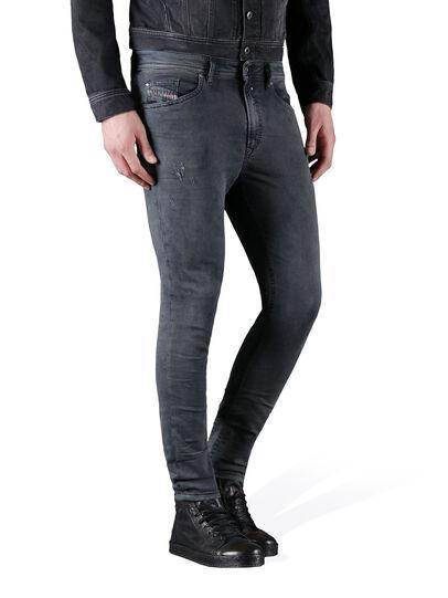Diesel - Spender JoggJeans 0666U,  - Jeans - Image 2