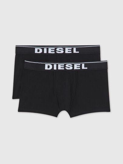 Diesel - UMBX-DAMIENTWOPACK, Schwarz - Boxershorts - Image 1