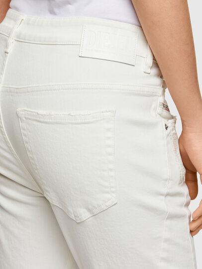 Diesel - Fayza 009NR, Weiß - Jeans - Image 3