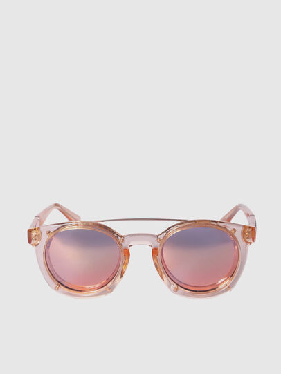 Diesel - DL0251, Rosa - Sonnenbrille - Image 1