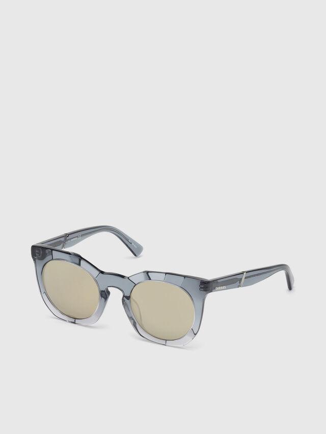 Diesel - DL0270, Grau - Sonnenbrille - Image 2
