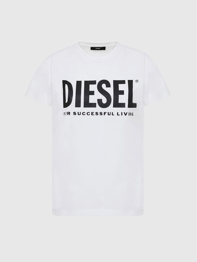 Diesel - T-SILY-WX, Weiß - T-Shirts - Image 1