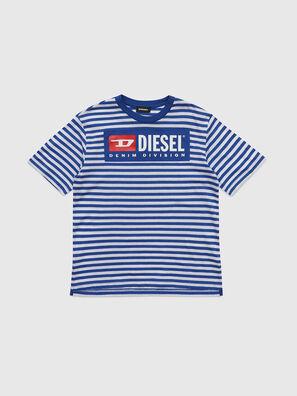 TVIKTOR OVER, Blau/Weiß - T-Shirts und Tops