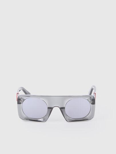 Diesel - DL0292, Grau/Schwarz - Sonnenbrille - Image 1
