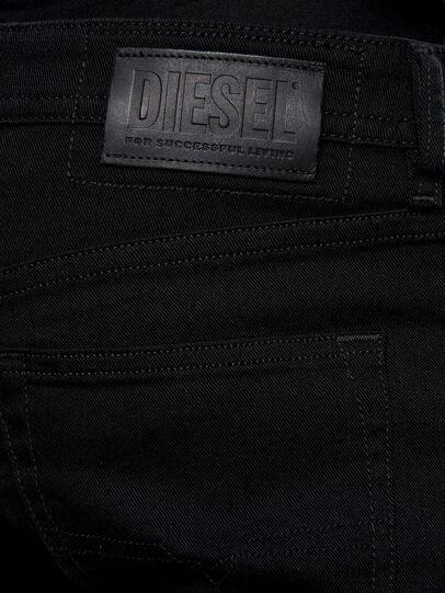Diesel - Buster 0688H, Schwarz/Dunkelgrau - Jeans - Image 4
