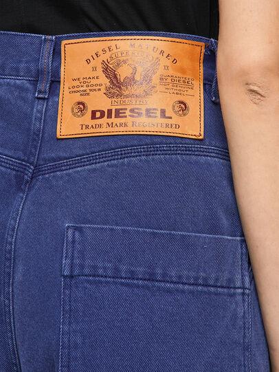 Diesel - D-Luite 0EEAX, Mittelblau - Jeans - Image 4