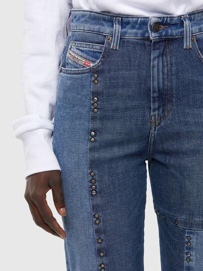 Diesel - D-Eiselle 009KP, Hellblau - Jeans - Image 3