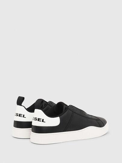 Diesel - S-CLEVER SO, Schwarz/Weiß - Sneakers - Image 3