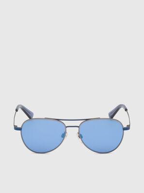 DL0291, Blau/Grau - Kid Brillen
