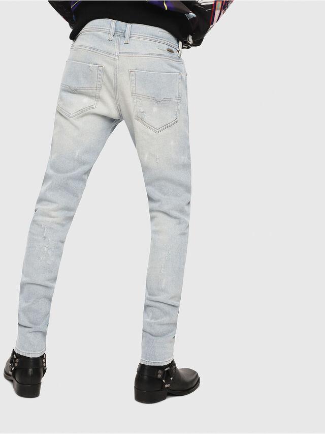 Diesel - Tepphar 081AK, Hellblau - Jeans - Image 2