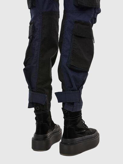 Diesel - D-Kiki JoggJeans® 009KM, Schwarz/Dunkelgrau - Jeans - Image 6