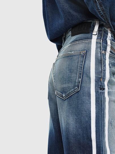 Diesel - D-Reggy 0096S, Mittelblau - Jeans - Image 3