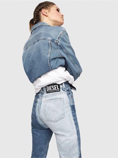 Diesel - D-Eiselle 0077V,  - Jeans - Image 4