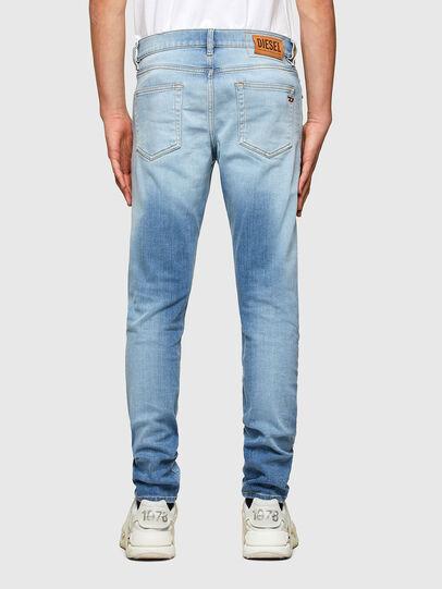 Diesel - D-Strukt 009NF, Hellblau - Jeans - Image 2