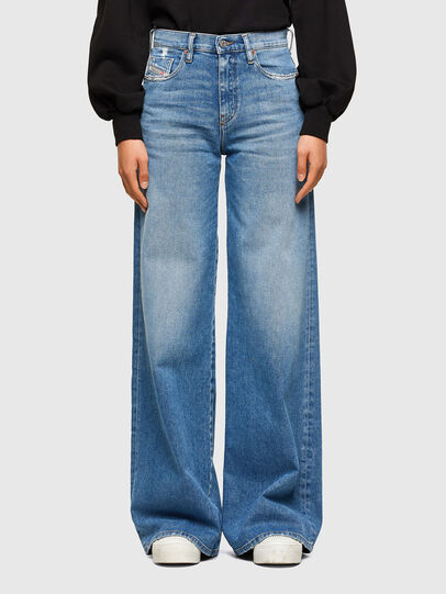 Diesel - D-Akemi 009EU, Hellblau - Jeans - Image 1