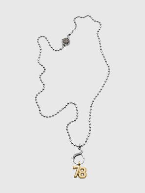 DX1229, Silber - Halsketten