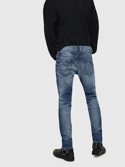 Diesel - Thommer 0853P, Mittelblau - Jeans - Image 2