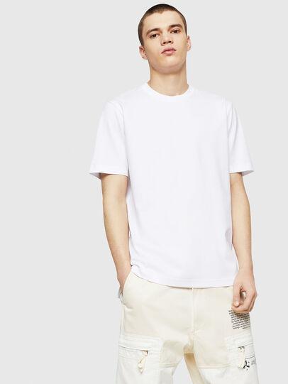 Diesel - T-KIRILL, Weiß - T-Shirts - Image 1