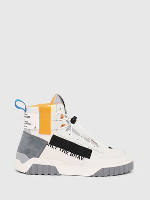 S-RUA MID SP, Weiß - Sneakers