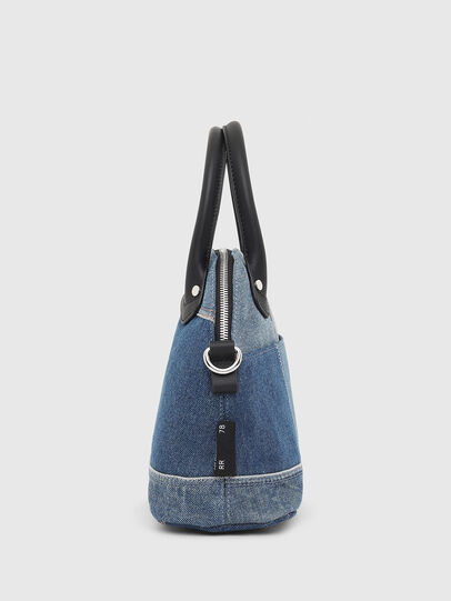 Diesel - PYANIGA M, Jeansblau - Satchel Bags und Handtaschen - Image 3