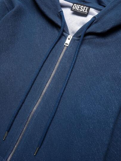 Diesel - UMLT-BRANDON-Z-DN, Blau - Sweatshirts - Image 3
