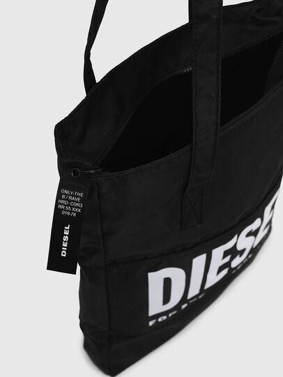 Diesel - BBAG-TOTE, Schwarz - Bademode-Accessoires - Image 6