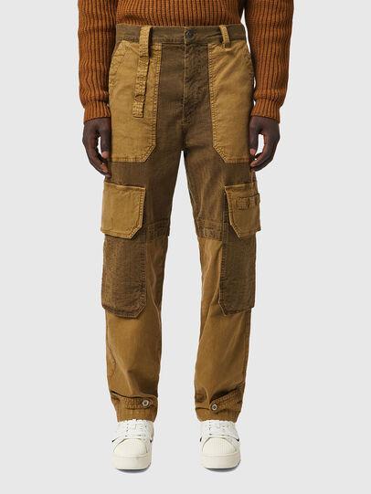 Diesel - D-Multy JoggJeans® 0AFAE, Braun - Jeans - Image 1