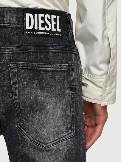 Diesel - D-Amny 009PX, Schwarz/Dunkelgrau - Jeans - Image 3