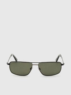 DL0308, Schwarz/Grau - Sonnenbrille