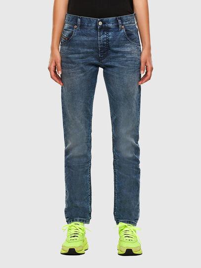 Diesel - KRAILEY JoggJeans® 069NZ, Mittelblau - Jeans - Image 1