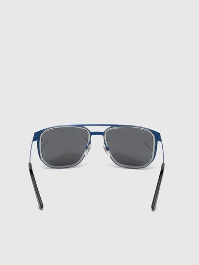 Diesel - DL0294, Blau - Sonnenbrille - Image 4