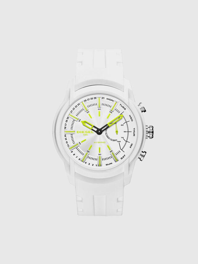 Diesel - DT1015, Weiß - Smartwatches - Image 2