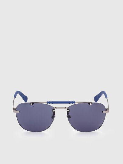 Diesel - DL0340, Blau - Sonnenbrille - Image 1