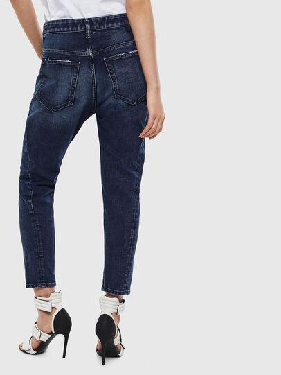 Diesel - Fayza 009BY, Dunkelblau - Jeans - Image 2