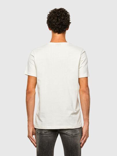 Diesel - T-DIEGOS-X45, Weiß - T-Shirts - Image 5